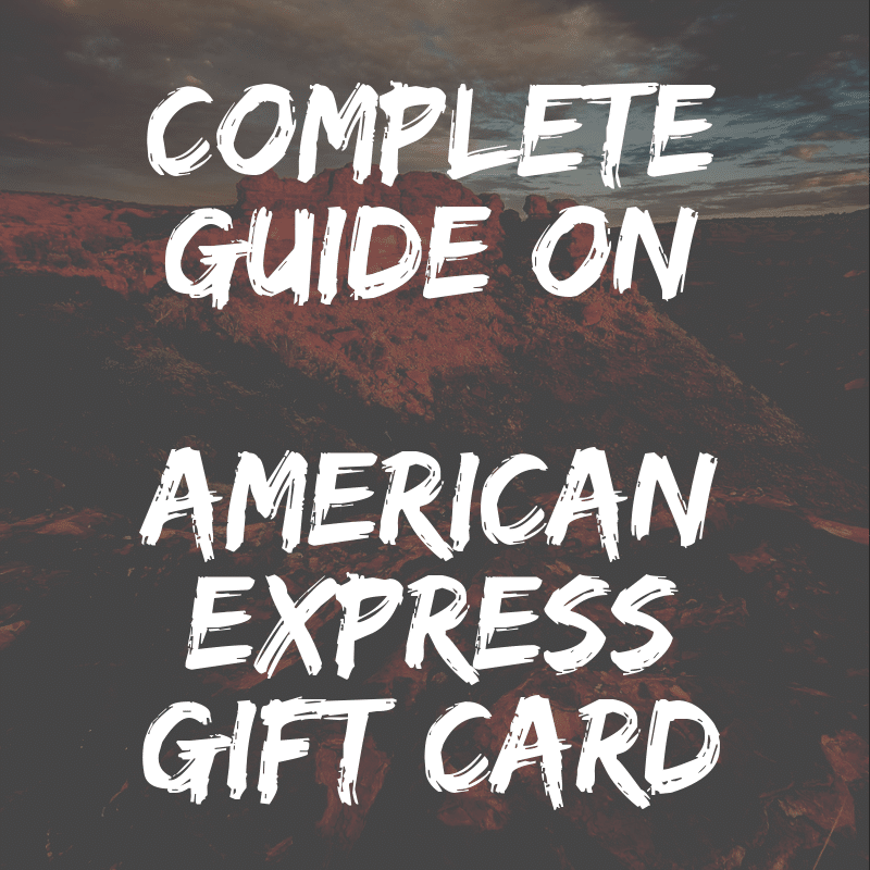 American Express Gift Card Activation- Amex Gift Card Registration