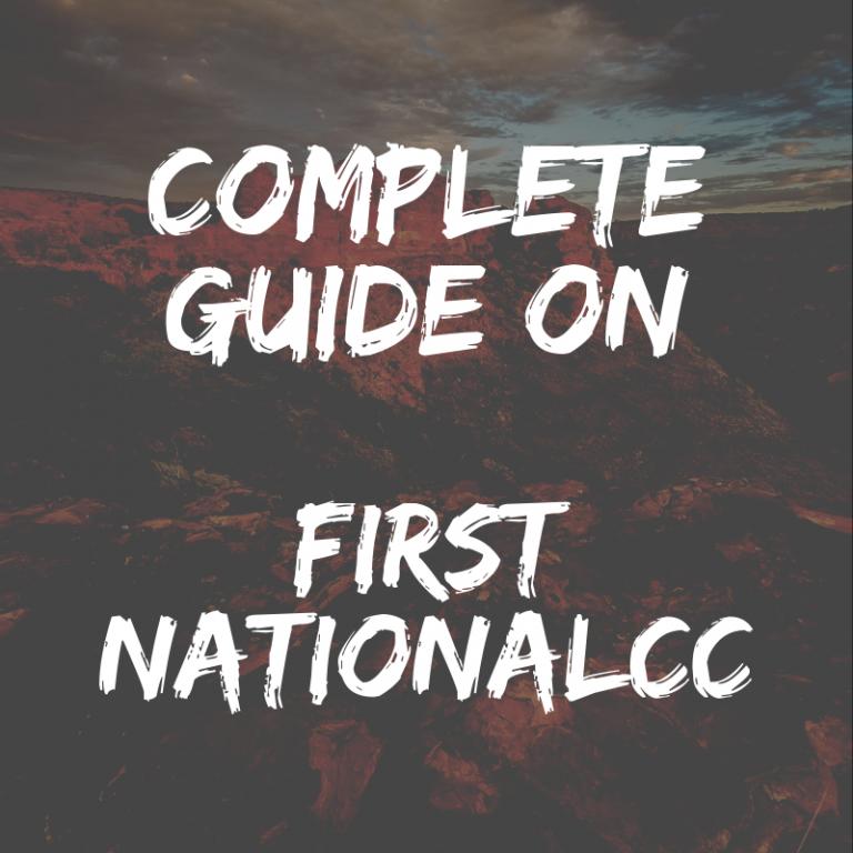firstnationalcc- First National CC Login @ firstnationalcc.com/accept
