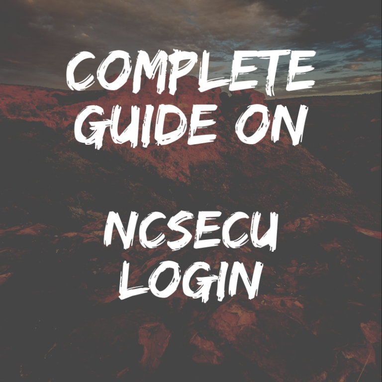 NCSECU Login, Member Access Mobile App & SECU Sign In