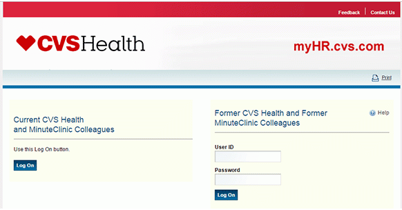Mycvshr  Employees Login