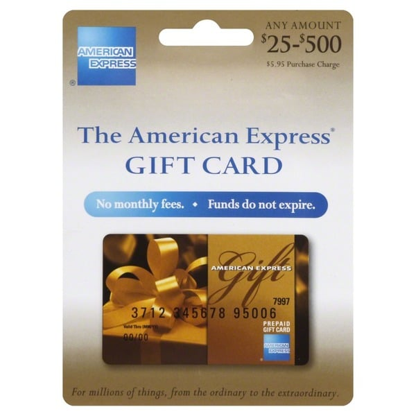Westfield American Express Gift card Balance