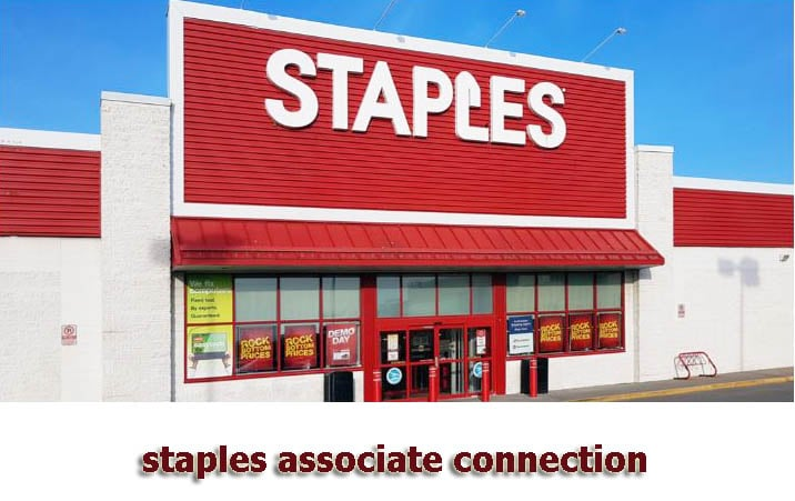 Staples Associate Connection Login – Employee Sign in Guide