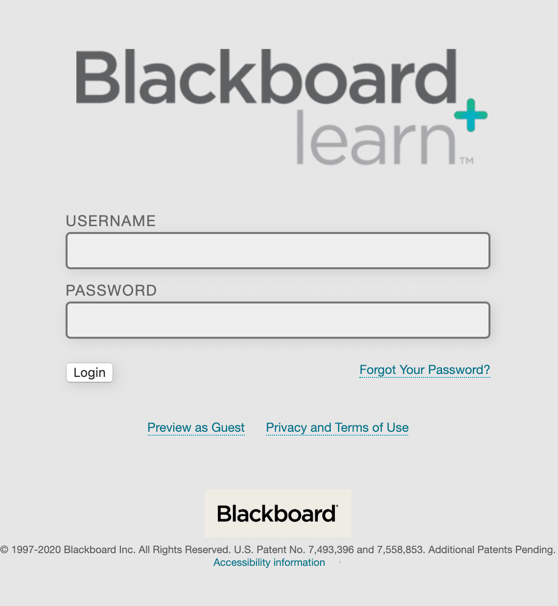 ROTC Blackboard Login