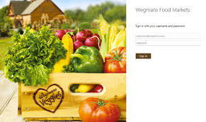 Mywegmansconnect Login Portal My Wegmans Connect Sign In