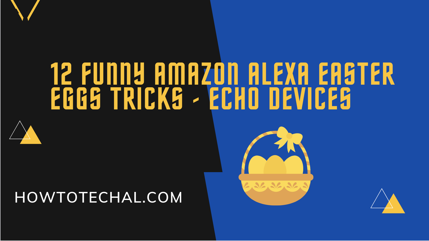 Amazon Alexa Easter