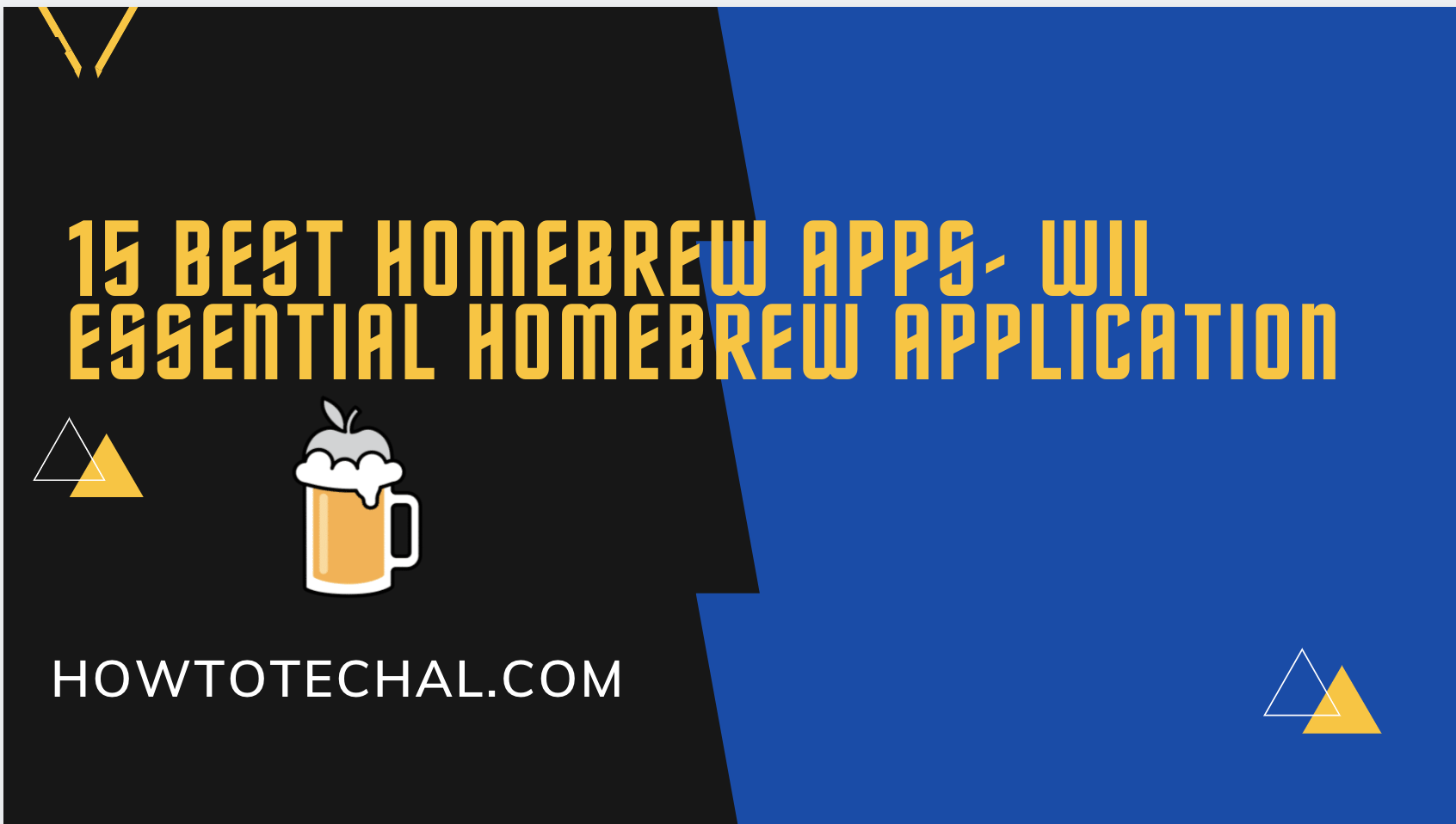 Best HomeBrew Apps