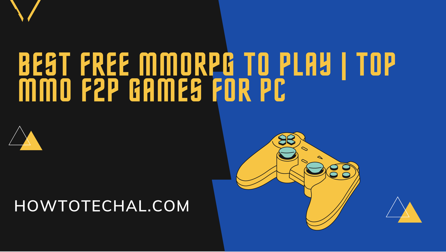 Best Free MMORPG To Play | Top MMO F2P Games for Pc