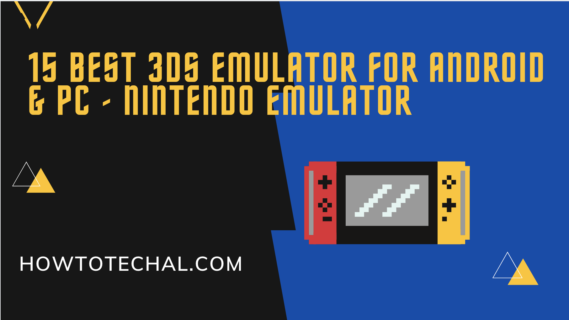 15 Best 3DS Emulator for Android & PC – Nintendo Emulator