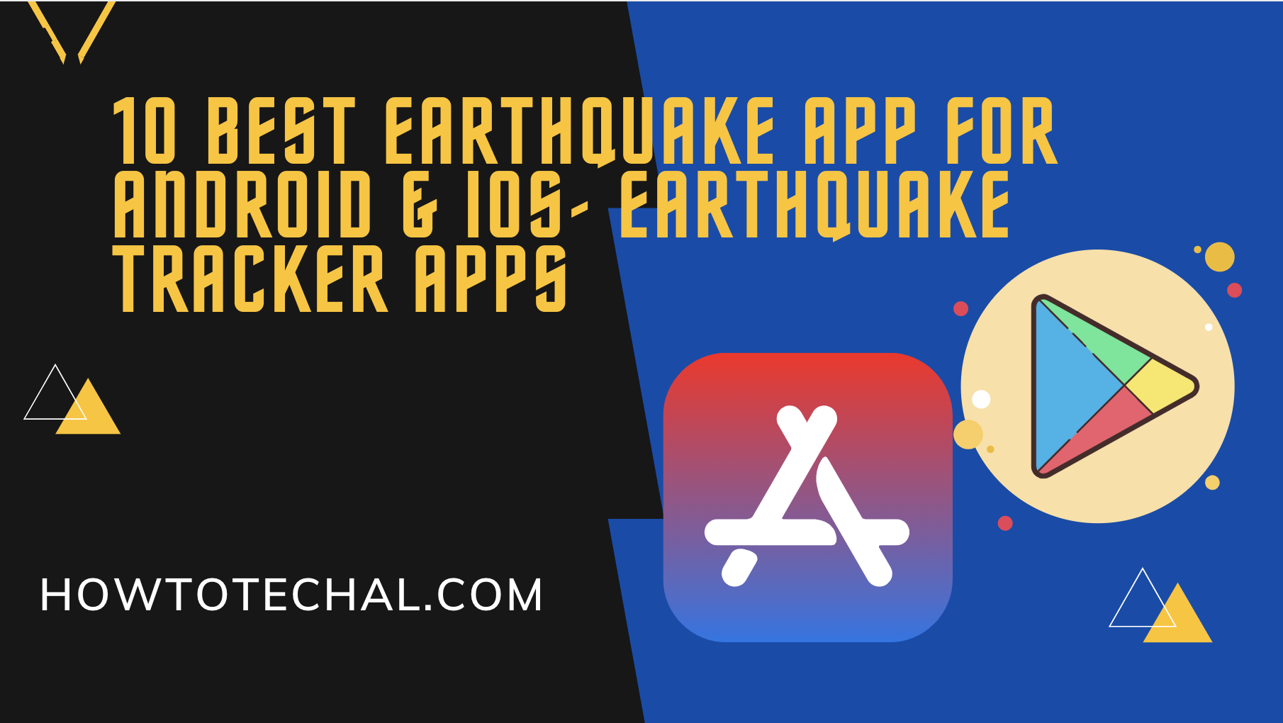10 Best Earthquake App For Android & Ios- Earthquake Tracker Apps