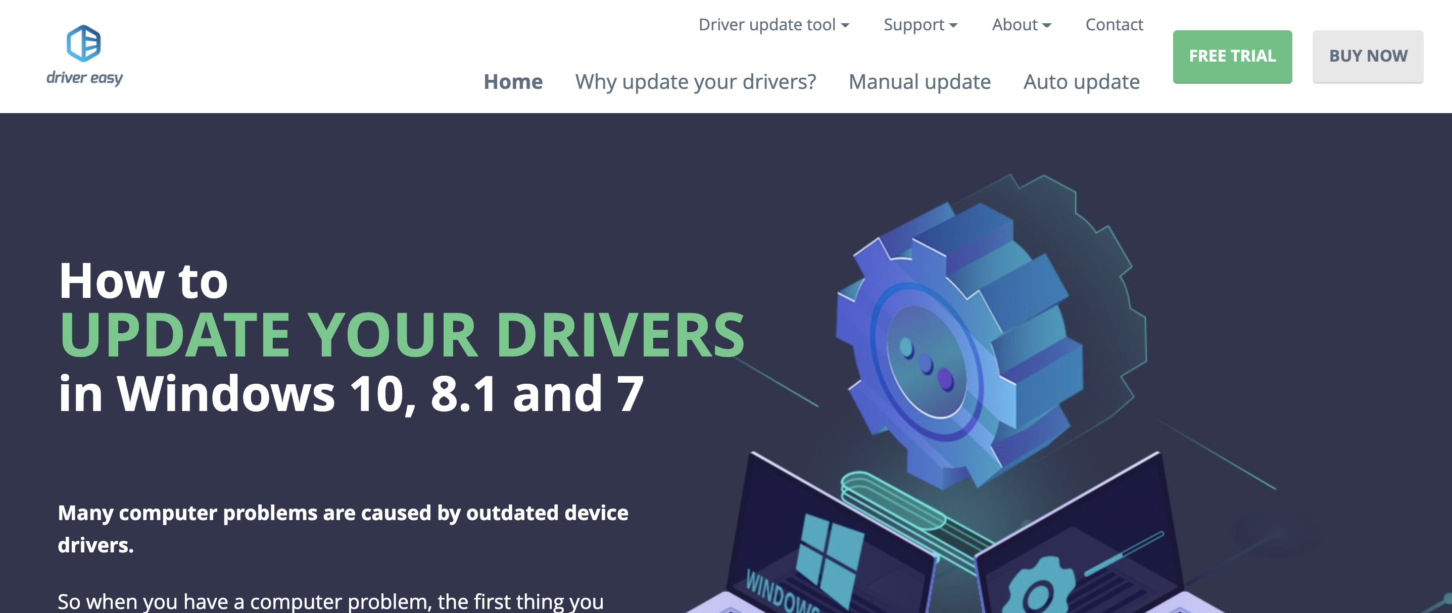 Is Driver Easy Safe For Your Pc