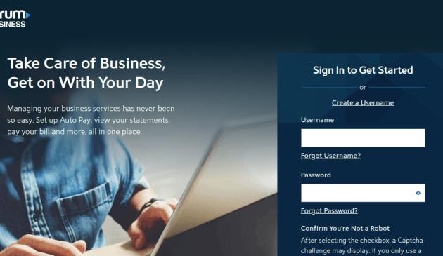Spectrum Business Email Login