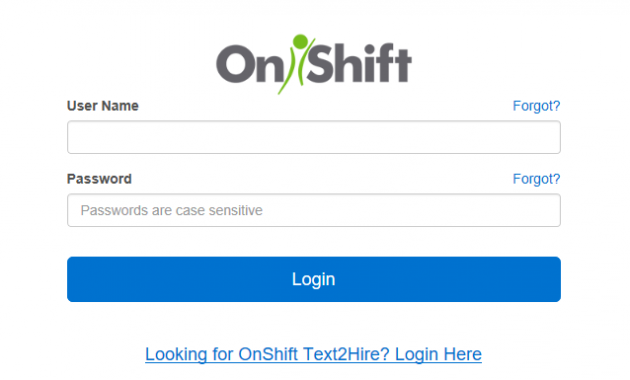 onshift scheduling