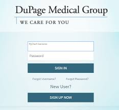 dupage medical group my chart Login