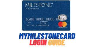 Mymilestonecard Login – www.mymilestonecard.com to activate