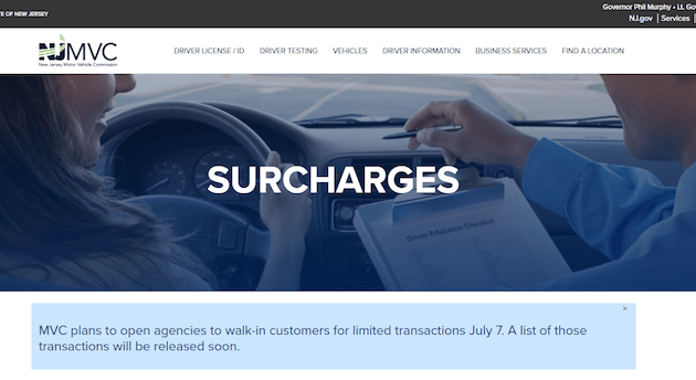 njsurcharge payment