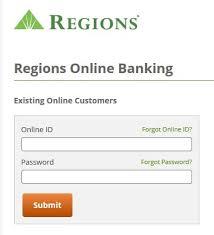 regions mortgage login
