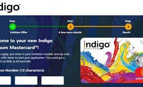 www.myindigocard.com to activate
