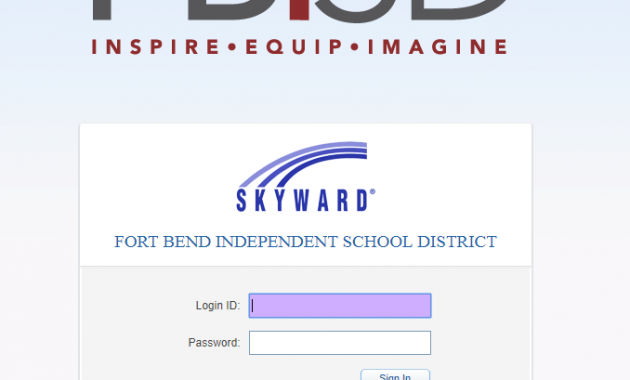 fbisd skyward login