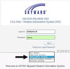 gpisd skyward login