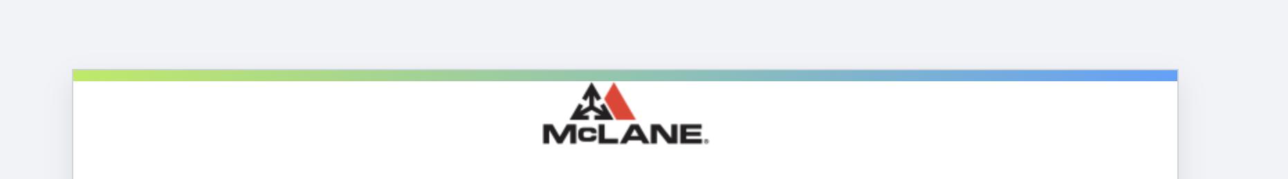 Eserve Mclane Login Online