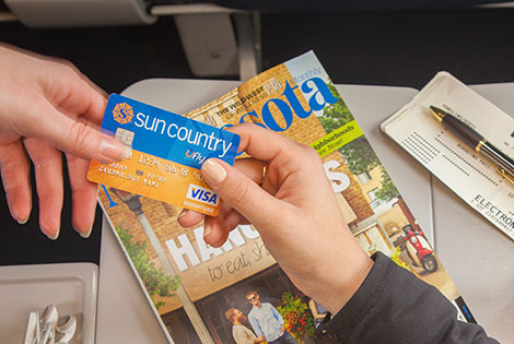 Sun country credit card login – Sun Country airlines visa card